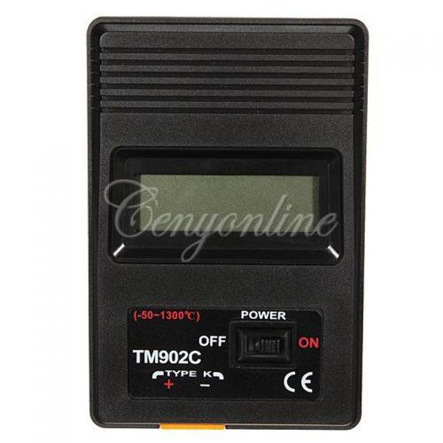 TM-902C цифровой датчик температуры с жк дисплеем