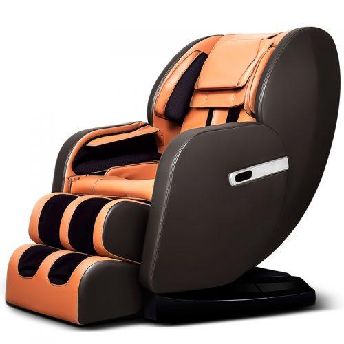 Автоматическое массажное кресло