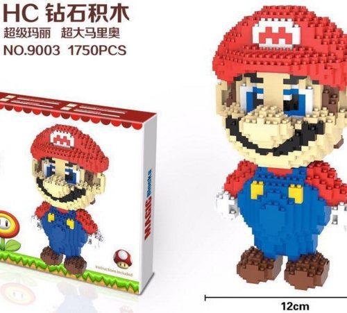 Марио (Super Mario) конструктор 1750 шт.