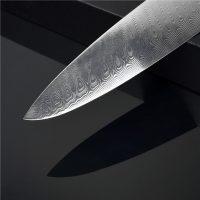 Нож из шведской дамасской стали