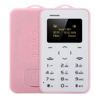 Мобильный мини телефон кардфон Aeku Card Phone C6