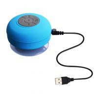 Водонепроницаемая портативная беспроводная мини Bluetooth колонка для душа, ванной комнаты