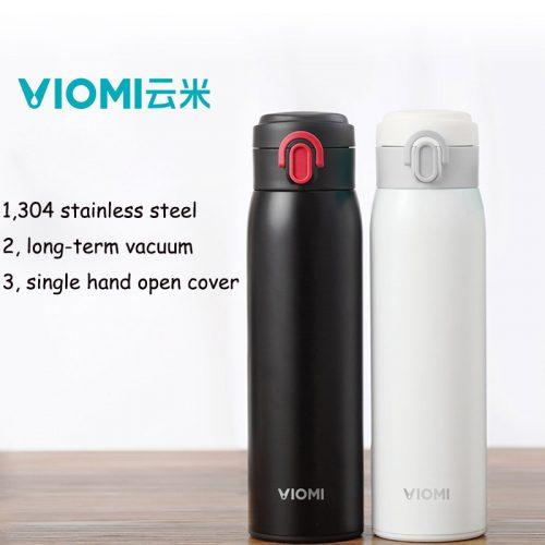 Термос Xiaomi Viomi с вакуумной изоляцией из нержавеющей стали 480 мл