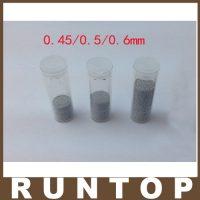 Шариковые выводы BGA (шарики для пайки BGA микросхем) 3 шт./компл. (0.45 мм/0.5 мм/0.6 мм)