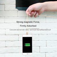 Floveme Магнитный кабель для смартфонов и iPhone (microUSB+Lightning)