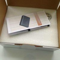 Сейф со сканером отпечатков пальцев