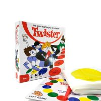 Напольная игра Твистер (Twister)