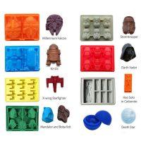 Силиконовые формы для льда, выпечки Звездные войны (Star Wars)