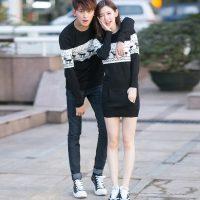 Женские и мужские новогодние свитера с оленями на Алиэкспресс - место 3 - фото 3