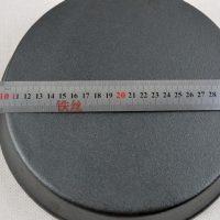 Чугунная сковорода 20 см
