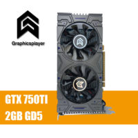 Видеокарта Graphicsplayer GTX 750TI 2048MB/2GB 128bit GDDR5