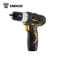 Deko GCD12DU3 12 вольт электрический беспроводной шуруповёрт