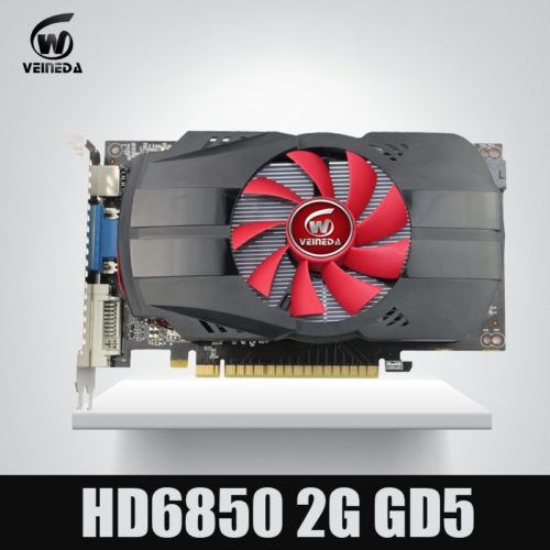 Видеокарта Veineda Radeon HD6850 2GB GDDR5 256Bit