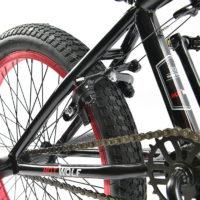 Hot Wolf велосипед bmx для трюков 20″