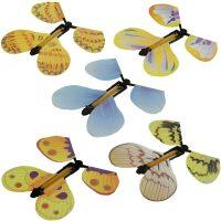 Фокус вылетающая бабочка из открытки