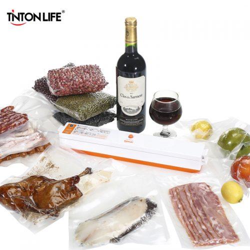 Tintonlife домашний бытовой вакуумный упаковщик для продуктов