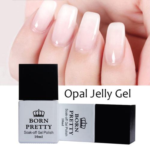 Born Pretty Opal Jelly гель желе лак для ногтей (опал-гель)