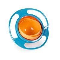 Mambobaby Детская тарелка непроливайка-неваляшка gyro bowl (гиро боул)