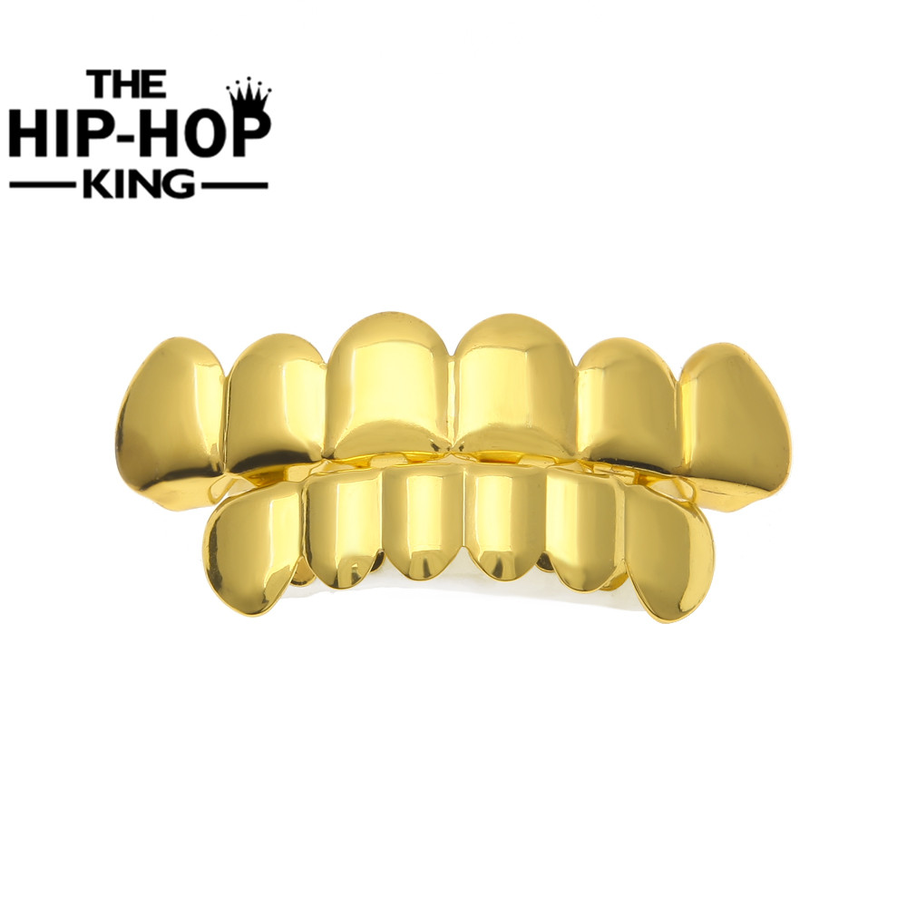 d4b2cc3ee6156 Купить Золотые и серебряные грилзы украшения на зубы на Алиэкспресс ...