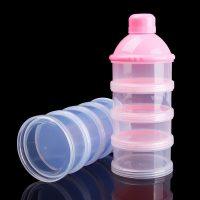 Контейнер для сухой смеси, молока и детского питания (4 ячейки)