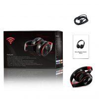 CATASSU Беспроводные накладные складные Bluetooth стерео наушники-гарнитура
