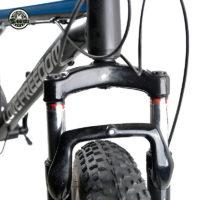 LOVE FREEDOM Фэтбайк горный велосипед на толстых широких колесах 26″, 7/21/24 скоростей, 26х4.0