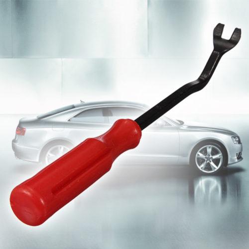 Инструмент для снятия клипс и обшивки автомобиля