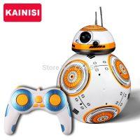 Игрушка робот BB8 на радиоуправлении из Звездных Войн (Star Wars)