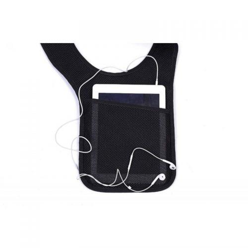 Нательная сумка для скрытого ношения документов и денег