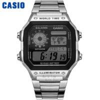 Оригинальные мужские часы Casio на Алиэкспресс - место 5 - фото 1