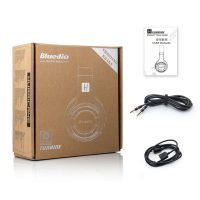 Bluedio HT Беспроводные накладные Bluetooth стерео наушники-гарнитура с микрофоном