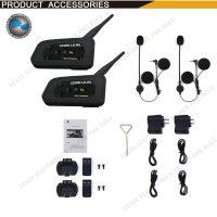 Bluetooth мотогарнитура Lexin LX-R6