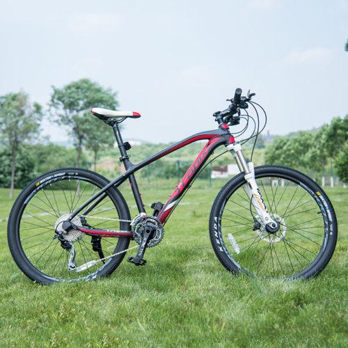 Горный велосипед (колеса 26″, 30 скоростей, рама 17/19″)