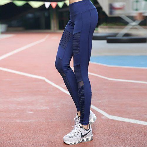 Женские леггинсы для занятий йогой или фитнесом