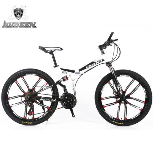 KUBEEN DLANT Горный складной велосипед (колеса 26″, 21 скорость)