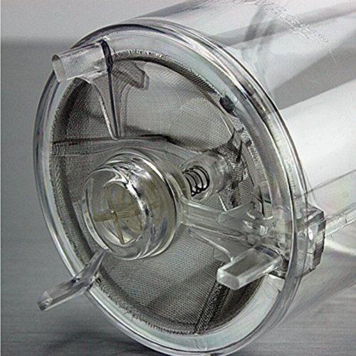Kamjove TP-757 стеклянный заварочный чайник с кнопкой