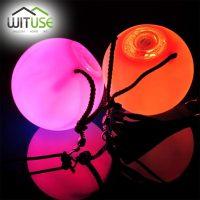 Светящиеся шары для танцев