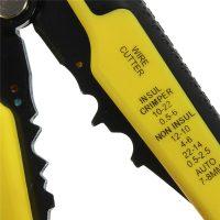 Стриппер автоматический инструмент для зачистки снятия изоляции с проводов