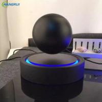 Левитирующая беспроводная bluetooth колонка динамик шар