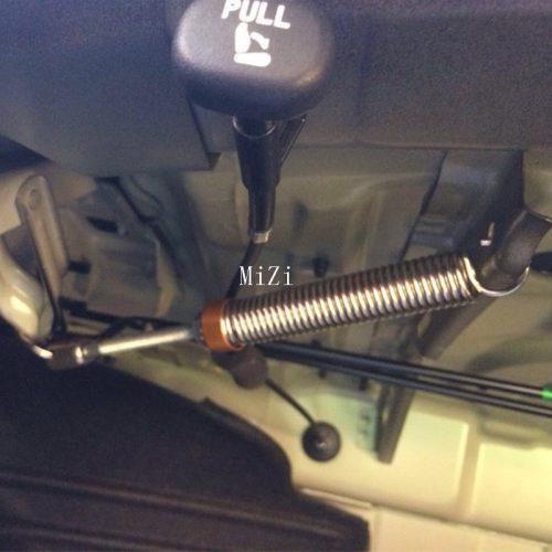Пружина для автоматического открытия багажника