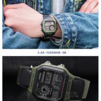Оригинальные мужские часы Casio на Алиэкспресс - место 5 - фото 5