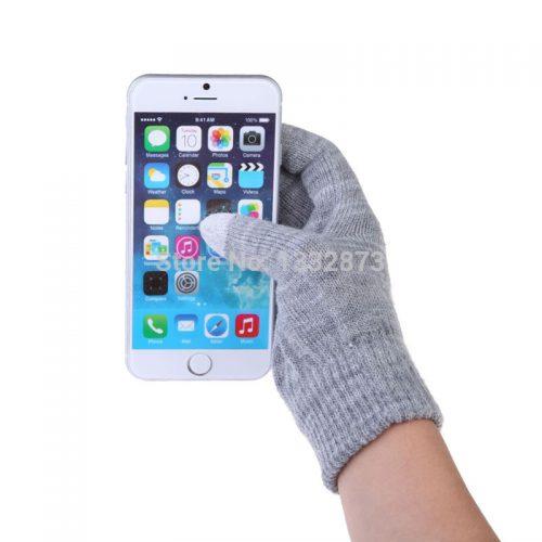 Мужские и женские перчатки для сенсорных экранов