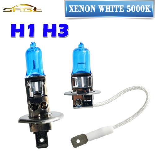 Галогеновые лампы в кварцевом стекле для фар автомобиля H1 H3 H4 H7 H8 H9 H11 и другие