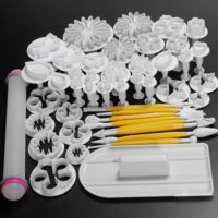 Кондитерский набор инструментов для работы с мастикой для начинающих