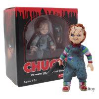Фигурка куклы убийцы Чаки 12 см