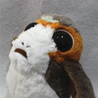Мягкая плюшевая игрушка Порги (Porgs) из Звездных Войн (Star Wars)
