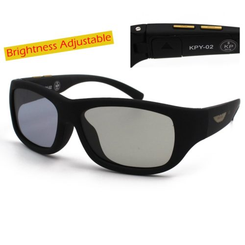 La Vie Солнцезащитные мужские очки с регулируемой степенью затемнения