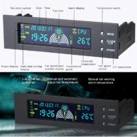 Регулятор скорости и температуры на переднюю панель