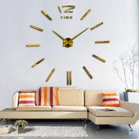 Подборка оригинальных настенных часов на Алиэкспресс - место 15 - фото 2