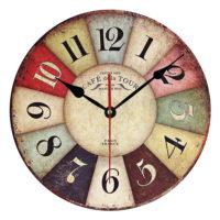 Подборка оригинальных настенных часов на Алиэкспресс - место 13 - фото 1